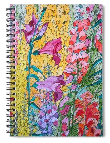 Hybrids 3 Spiral Notebook