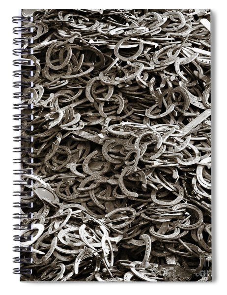 I Can't Find My Other Shoe Spiral Notebook