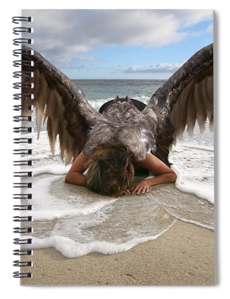 I Feel Your Sorrow  Spiral Notebook