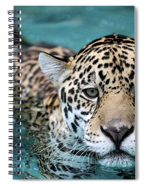 I Love The Water Spiral Notebook