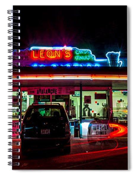 I Scream Spiral Notebook