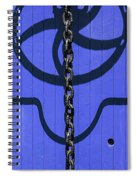 I Think It's A Hoist Spiral Notebook