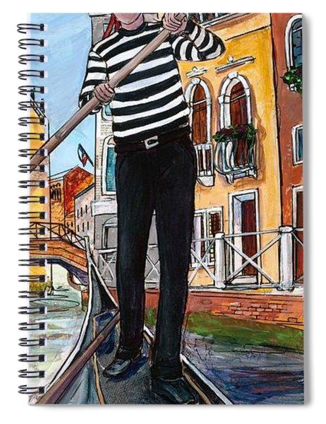 Igor Spiral Notebook