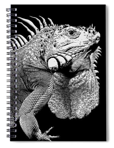Iguana Lizard Spiral Notebook