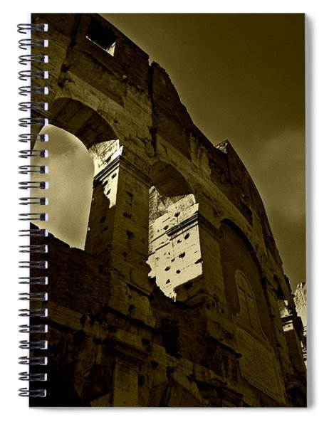 Il Colosseo Spiral Notebook