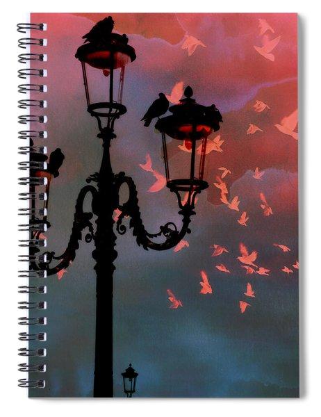 Il Volo Spiral Notebook