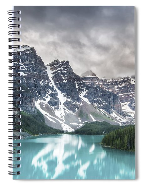 Imaginary Waters Spiral Notebook