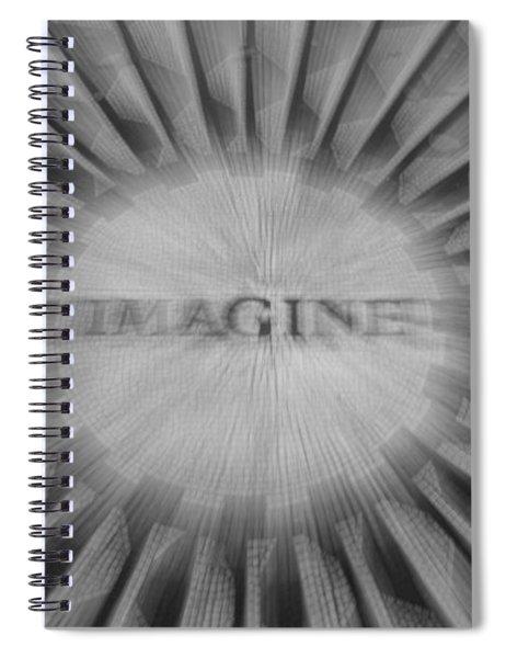 Imagine Zoom Spiral Notebook