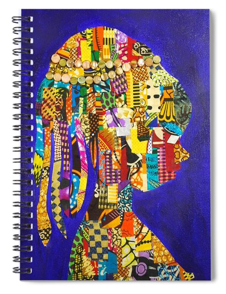 Imani Spiral Notebook