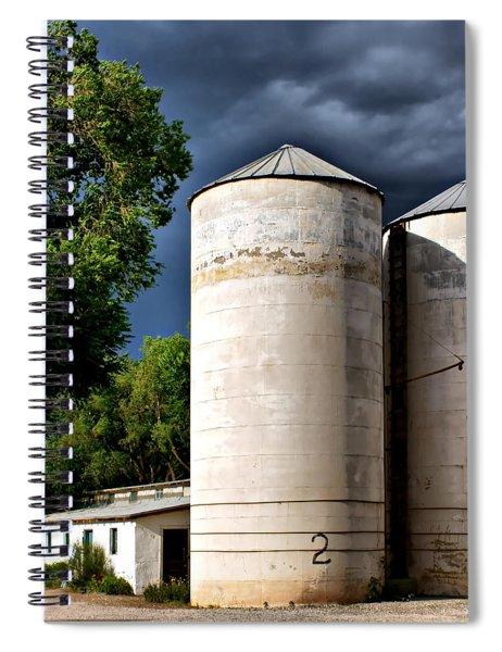 Impending Spiral Notebook