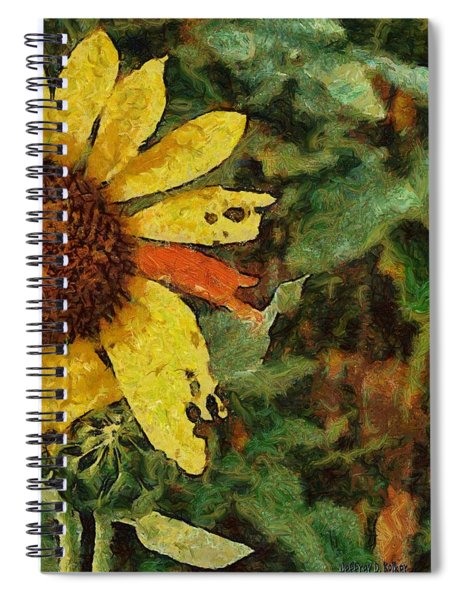 Imperfect Beauty Spiral Notebook