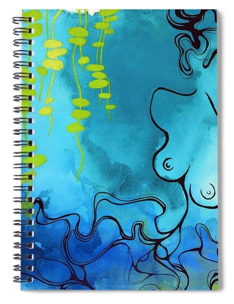 Imprint Spiral Notebook