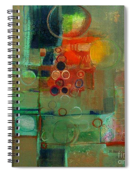 Improvisation Spiral Notebook