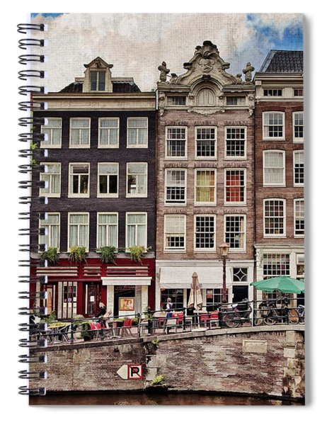 In Another Time And Place Spiral Notebook