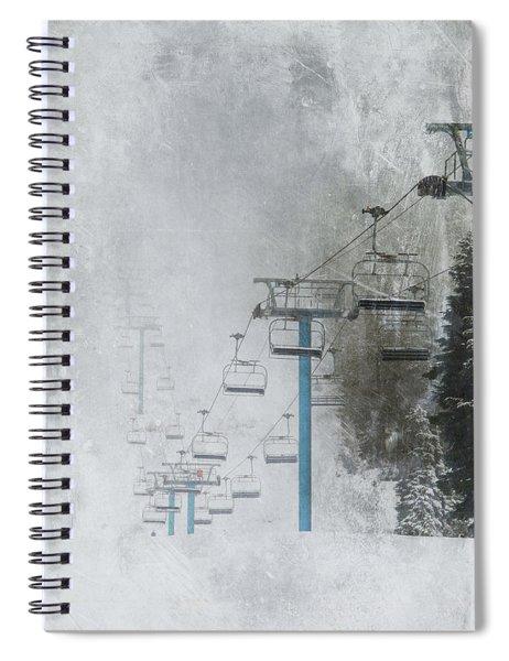 In Anticipation Spiral Notebook