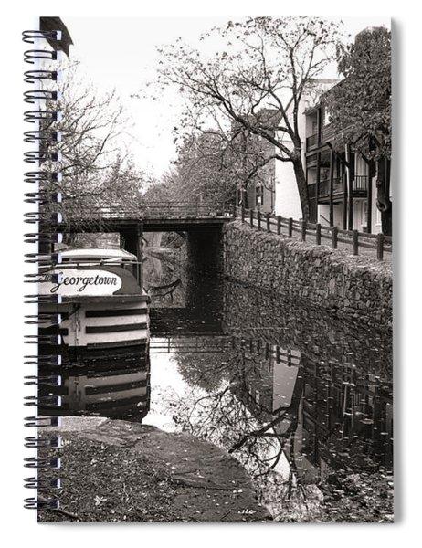In Georgetown Spiral Notebook