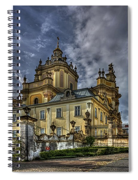 In Joy And Sorrow Spiral Notebook