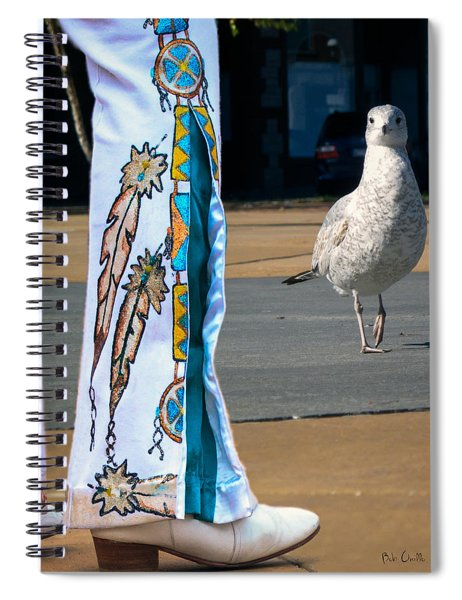 In Search Of Elvis Spiral Notebook