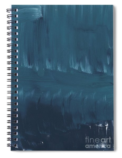 In Stillness Spiral Notebook