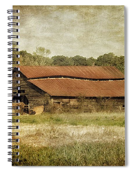In The Country Spiral Notebook