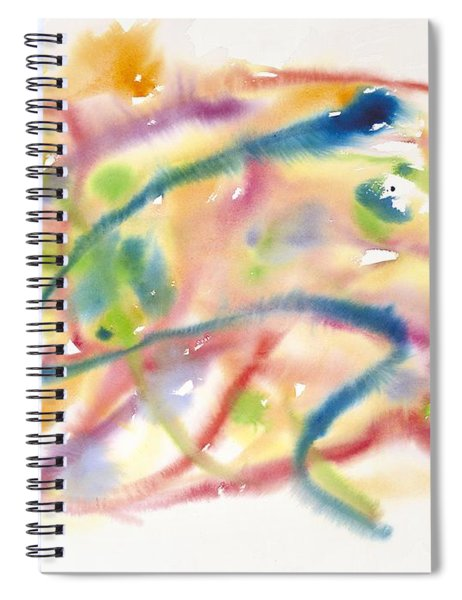 In The Flow Spiral Notebook