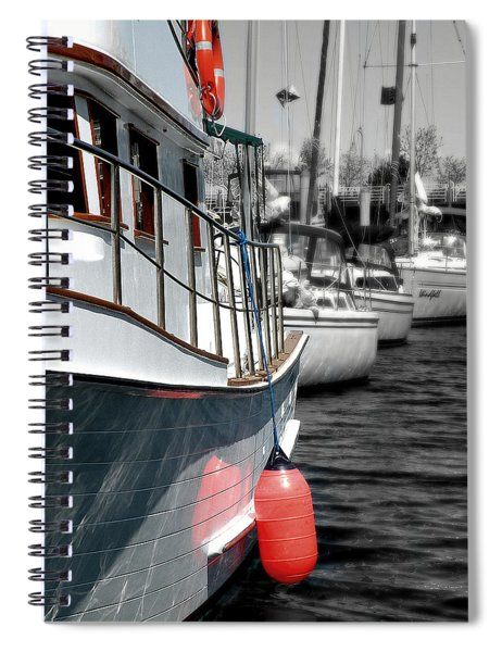 In The Lead Spiral Notebook