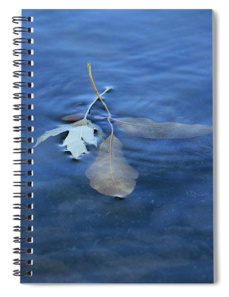 In The Stillness Spiral Notebook