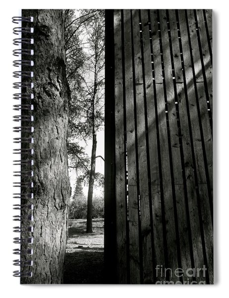In This Space #1 Spiral Notebook