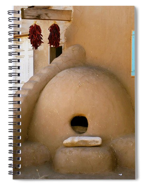 Indian Hearth Spiral Notebook
