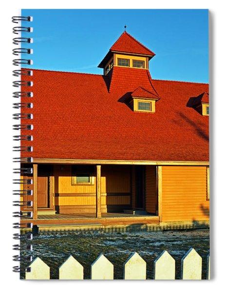 Indian River Lifesaving Station Museum Spiral Notebook