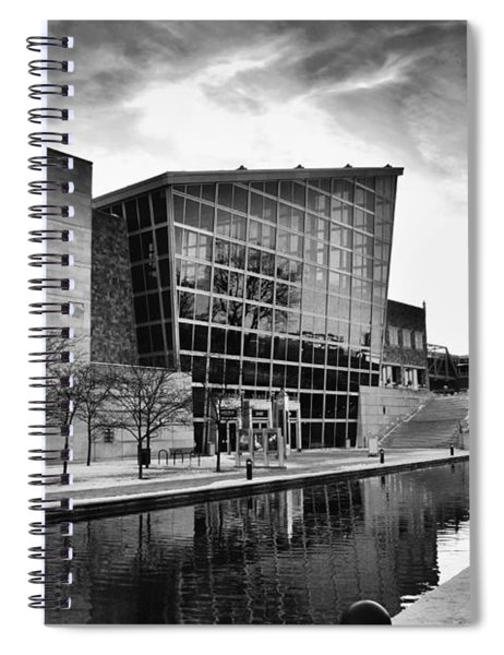 Indiana State Museum Spiral Notebook