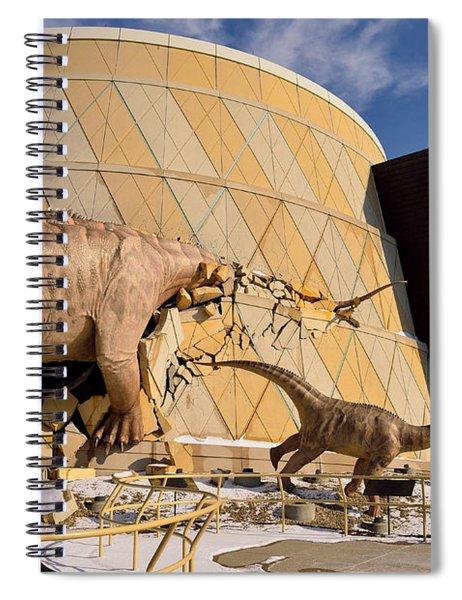 Indianapolis Children's Museum Spiral Notebook