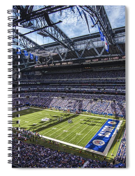 Indianapolis Colts 3 Spiral Notebook