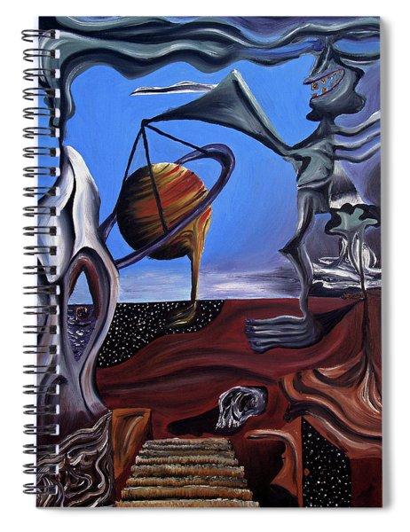 Infatuasilaphrene Spiral Notebook