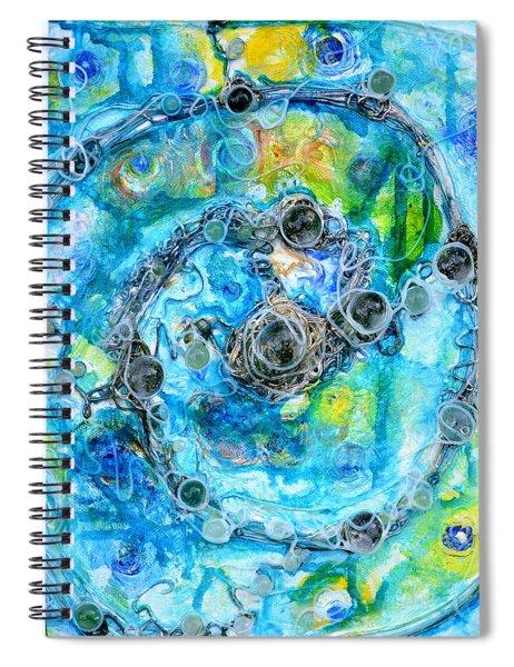 Influence Spiral Notebook