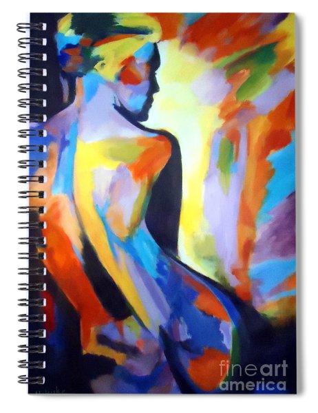 Inner Arsonist Spiral Notebook