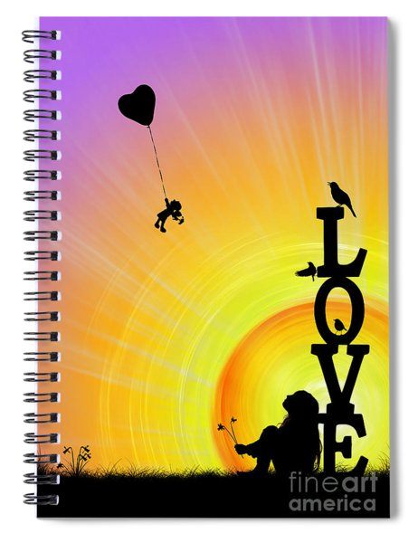 Inner Child Spiral Notebook