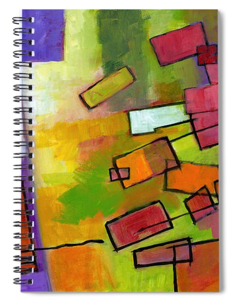 Inside Job Spiral Notebook