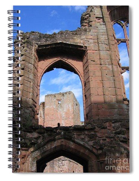 Inside Leicester's Building Spiral Notebook