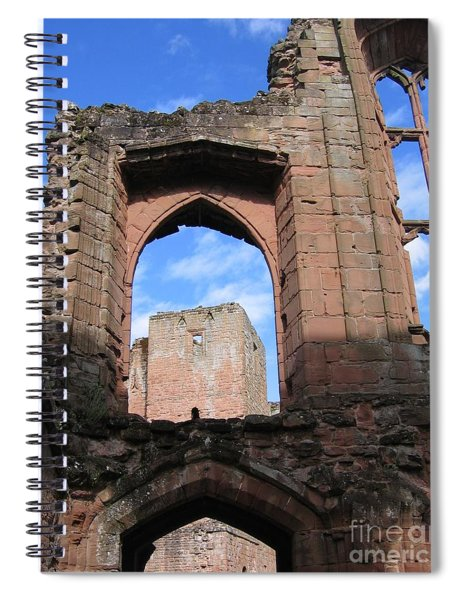 Inside Leicester's Building Spiral Notebook