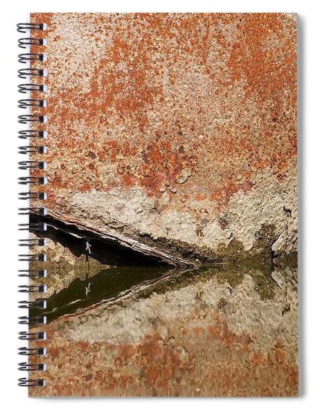 Intake Pipes 2 Spiral Notebook