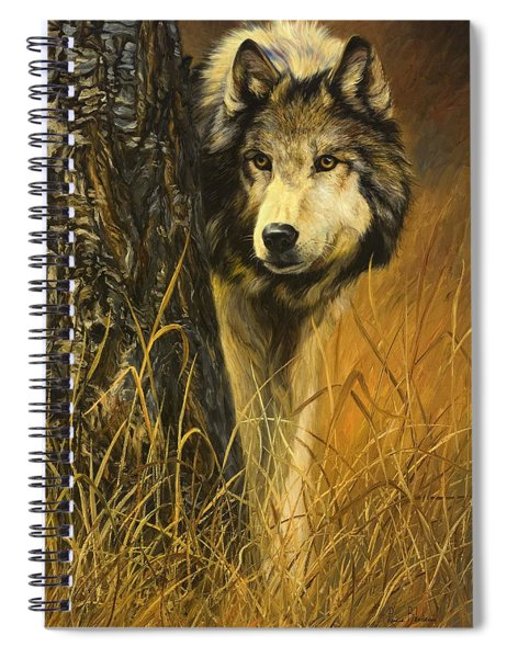 Interested Spiral Notebook