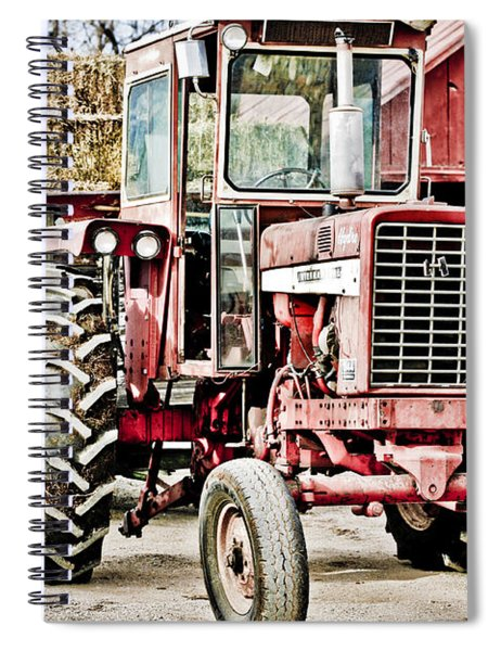International Harvester 1 Spiral Notebook