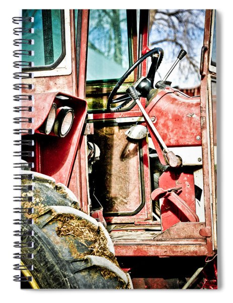 International Harvester 2 Spiral Notebook