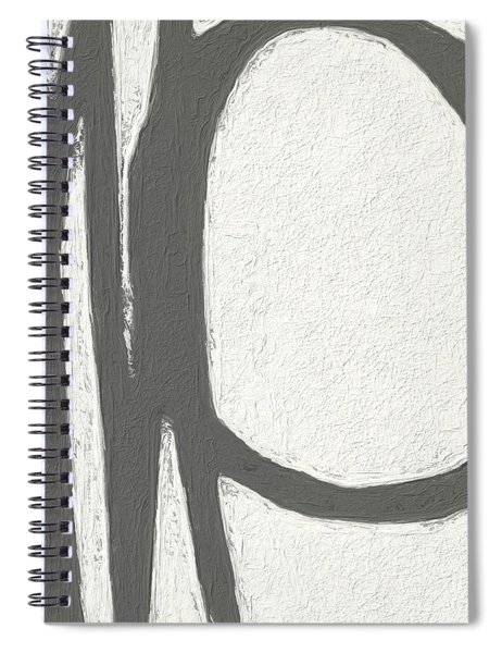 Intersection Spiral Notebook