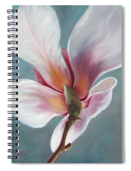 Intimate Apparel Spiral Notebook