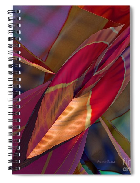 Into The Soul Spiral Notebook
