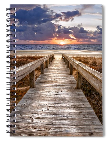Invitation Spiral Notebook