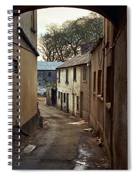 Irish Alley 1975 Spiral Notebook