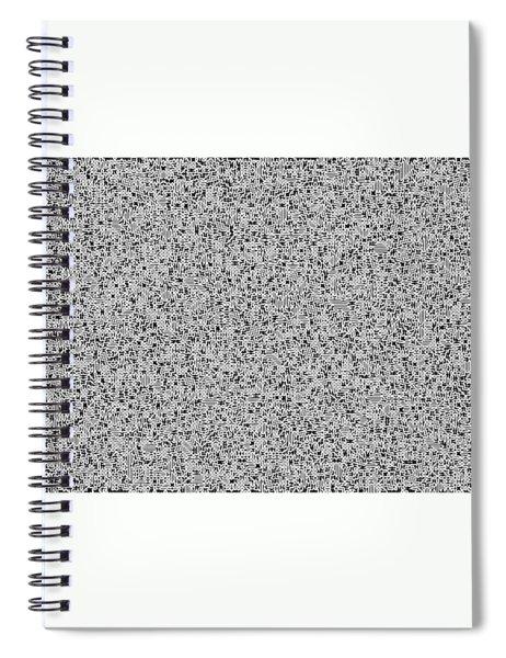 Irrational Spiral Notebook